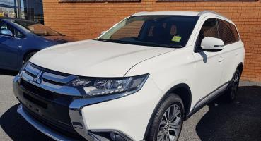 ZK Outlander LS Safety 5DR Wagon